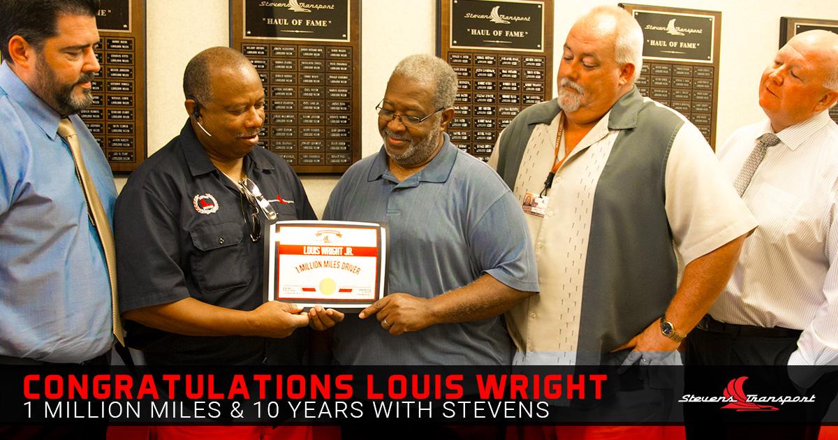 Stevens Company Driver Delivers Results Stevens Transport