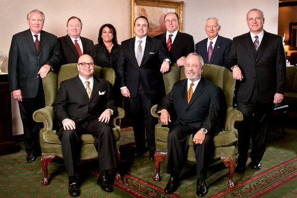 Stevens Transport Leadership Team Photo