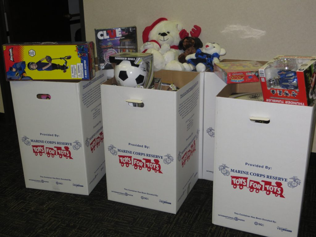 Photo of Toys For Toys Collection Drive Donated Toys