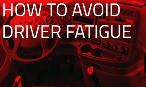 image of avoiding driver fatigue