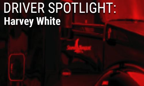 thumbnail image for Harvey White Driver Spotlight