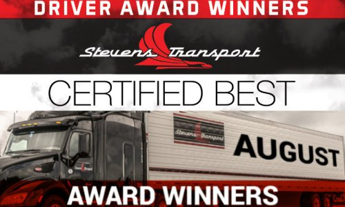 Image of August 2019 Driver Award Winners