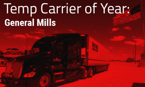 General Mills Carrier of Year Award 2019