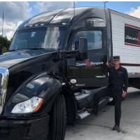 image of Stevens company driver of the month David Reardon