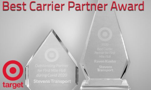 image of 2020 Target carrier awards